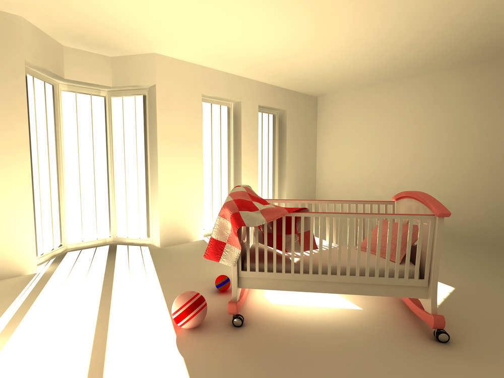 Pintar la habitación de tu bebé