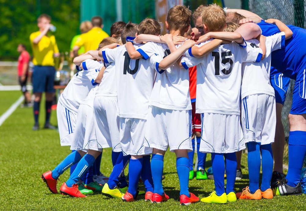 Los beneficios del fútbol para tus hijos