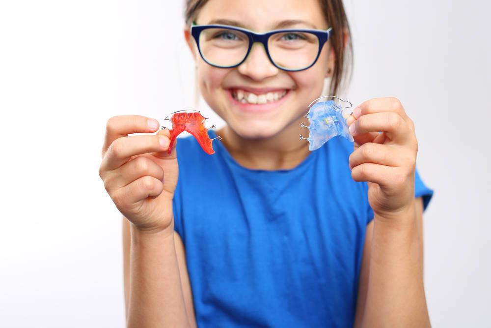 La ortodoncia y la dentición infantil