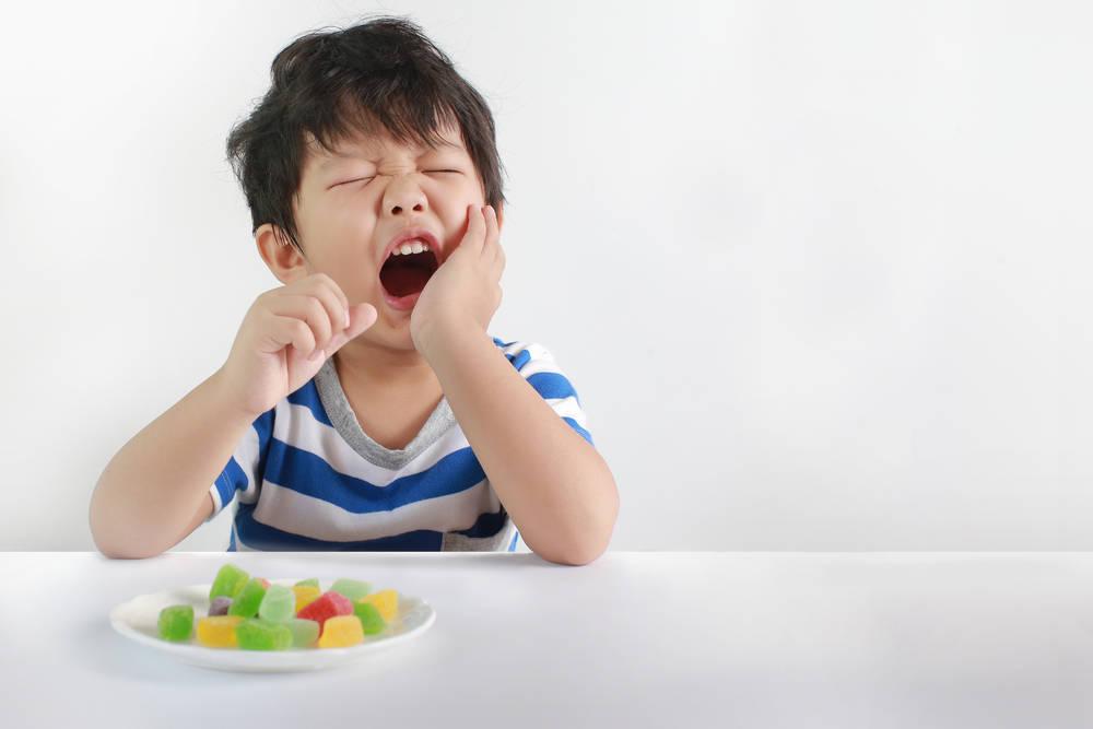 Los problemas dentales son cada vez más habituales en la infancia