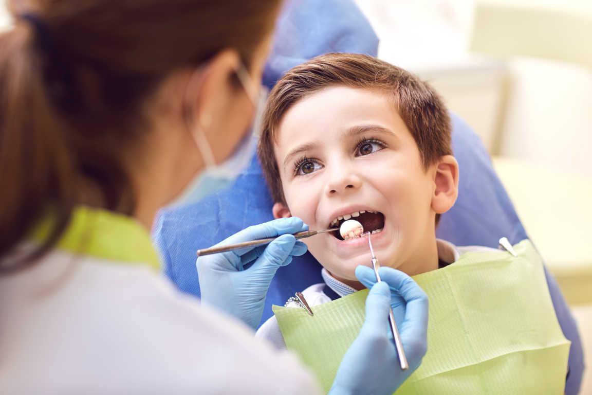 Niños y el miedo al dentista