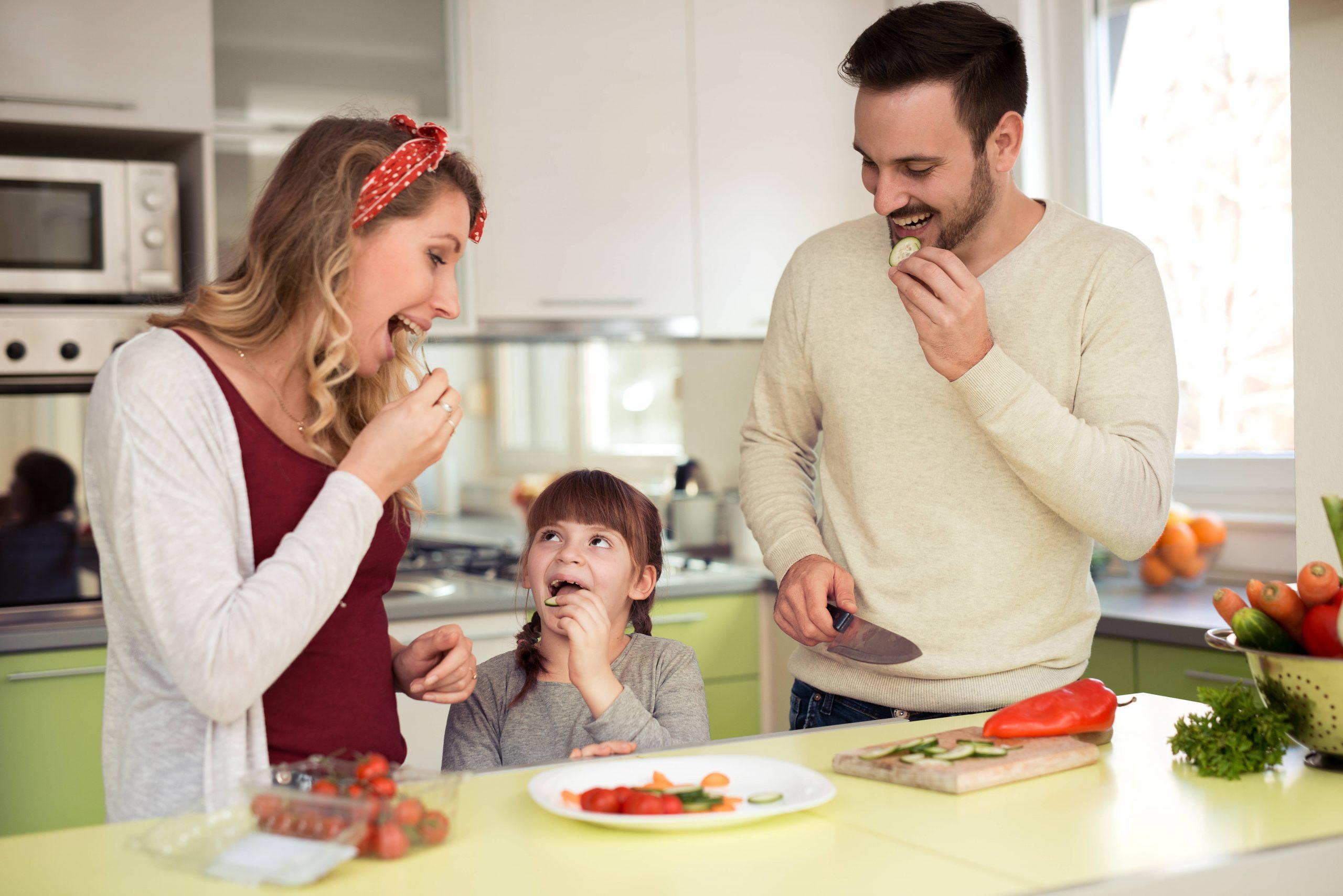 La alimentación en la etapa infantil, clave para la salud de nuestros hijos